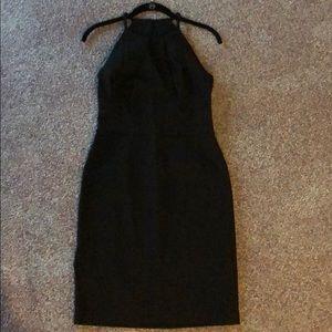 Banana Republic Little Black Dress 4P